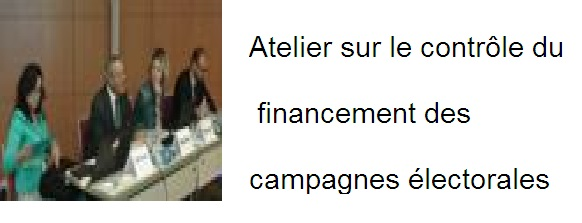 Atelier campagne electorale